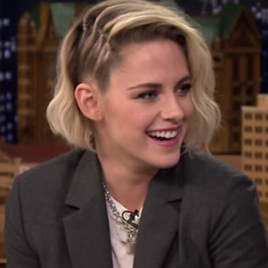 Kristen Stewart Plays Jello Shot Twister on The Tonight Show