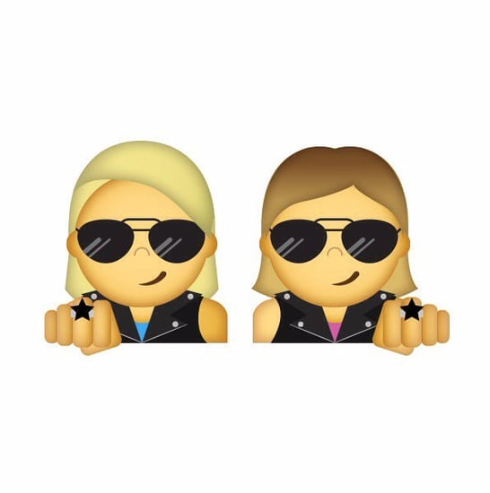 New Emoji For Women
