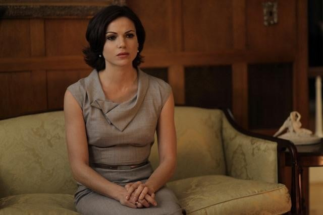 Lana Parrilla on ABC&#039;s Once Upon a Time.