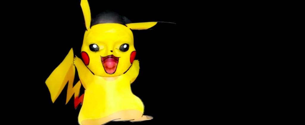 This Makeup Artist's Transformation Into Pikachu Will Make Your Jaw Drop