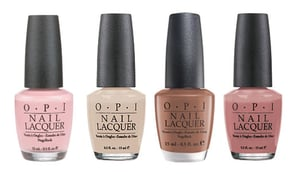 Marc Jacobs's Nail Polish Choices For 2010 Spring New York Fashion Week